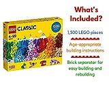 LEGO クラシック10717 ブロック ブロック ブロック 1500ピースセット 画像