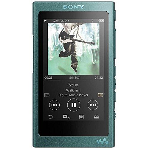 ソニー SONY ウォークマン Aシリーズ ハイレゾ対応 16GB NW-A35 LM ビリジアンブルー