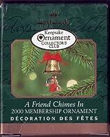 2000 Hallmark Keepsake Ornament A Friend Chimes In [並行輸入品]