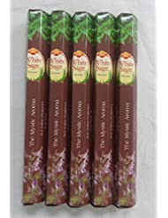 JBJ SAC White Sage 100 Incense Sticks (5 x 20 stick packs)