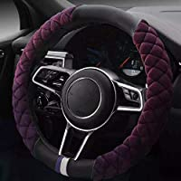 Universal Steering Wheel Covers Extremely Soft Plush Cover For Steering Wheel Automotive Interior Car Accessories