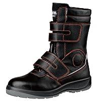 [ミドリ安全] 安全作業靴 JSAA認定 長編上 マジックタイプ プロスニーカー DSF35 ブラック 27.0(27cm)