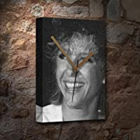 KRISTY McNICHOL - キャンバス時計(LARGE A3 - アーティストによる署名入り) #js002