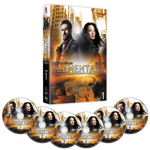 エレメンタリー ホームズ&ワトソン in NY  DVD-BOX Part 1【6枚組】の詳細を見る