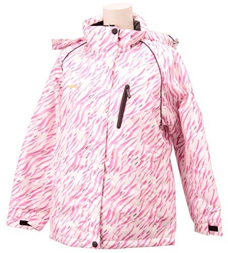 [해외]mobus (모 부스) 걸스 재킷 스키 복 14WDB4552 D 핑크 150/mobus (Maubus) Girls Jacket Ski Wear 14 W DB 4552 D Pink 150