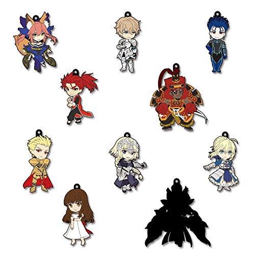ぴくりる! Fate/EXTELLA トレーディングストラップ vol.2(BOX)