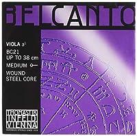 Belcanto ベルカント ヴィオラ弦  A線 スチールコア 4/4  クロム BC21