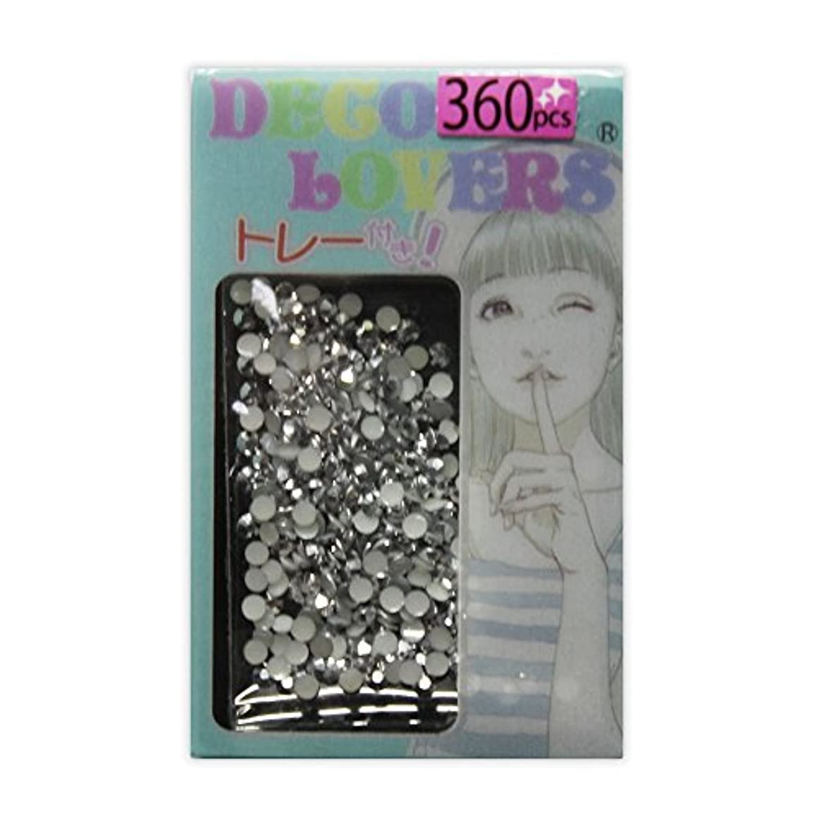 サービス間接的特権ラインストーン DL027/acryl2mm silver