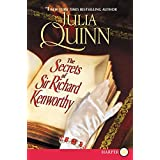 The Secrets of Sir Richard Kenworthy [Large Print]