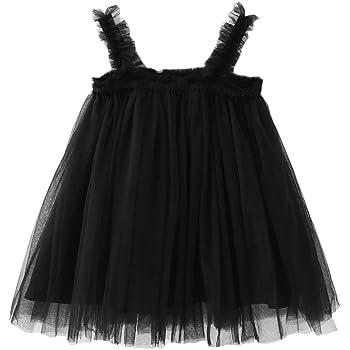a37bb07f78336 Mum nny ベビーチュチュスカート ふんわり チュールワンピース チュニック 吊りスカート プリンセス風 誕生日祝い 記念
