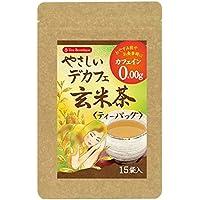 ティーブティック やさしいデカフェ 玄米茶 25.5g