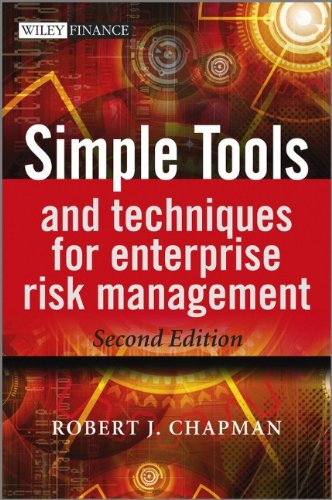 Download Simple Tools and Techniques for Enterprise Risk Management (The Wiley Finance Series) 1119989973