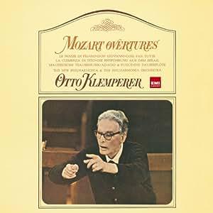 モーツァルト:序曲集&管弦楽曲集