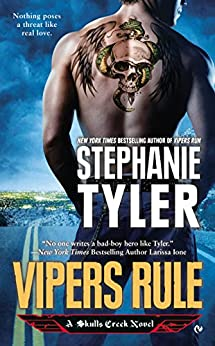 Vipers Rule (A Skulls Creek Novel) by [Tyler, Stephanie]