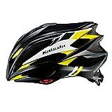 OGK KABUTO(オージーケーカブト) ヘルメット ZENARD トラッドイエロー S/M (頭囲 55cm~58cm)