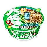 マルちゃん 緑のたぬき 冷たいそばがカップ麺 1箱(12入)