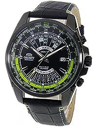 [オリエント] ORIENT 腕時計 自動巻き 50周年 世界2000本限定モデル 万年カレンダー SEU0B005BH ブラック メンズ 海外モデル [逆輸入品]
