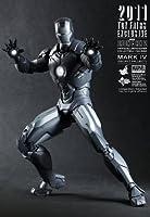 【ムービー・マスターピース】HOT TOYS ホットトイズ 『アイアンマン2』1/6スケールフィギュア アイアンマン・マーク4 (シークレット・プロジェクト版)【HK版レア限定品】