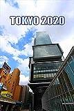 【言葉で伝えるポストカードAIR】「TOKYO 2020」 渋谷ヒカリエ付近葉書ハガキはがき 五輪