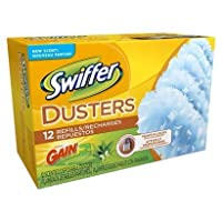Swiffer 180 Dusters Refills, Gain Scent, 12 Count