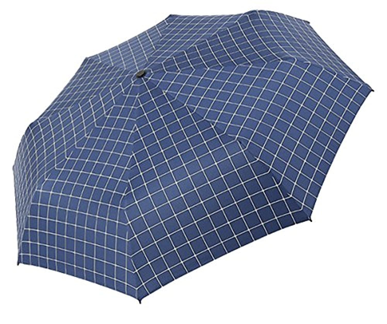 Meihuku 折り畳み傘 レディース 8本骨 110cm 超撥水加工 210T高強度グラスファイバー 耐風撥水 晴雨兼用 おりたたみ傘 軽量 収納ポーチ付き チェック柄