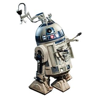 ヒーロー・オブ・レベリオン スター・ウォーズ R2-D2 1/6スケール プラスチック製 塗装済み可動フィギュア