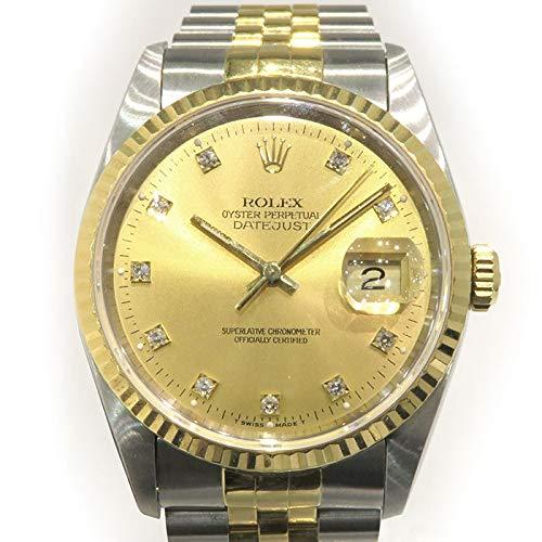 ロレックス ROLEX デイトジャスト 16233G 中古 腕時計 メンズ