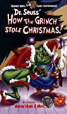 How the Grinch Stole Christmas! [VHS] [Import]