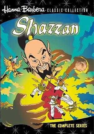 SHAZZAN COMPLETE SERIES