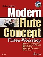 Modern Flute Concept: Floeten-Workshop. Floete