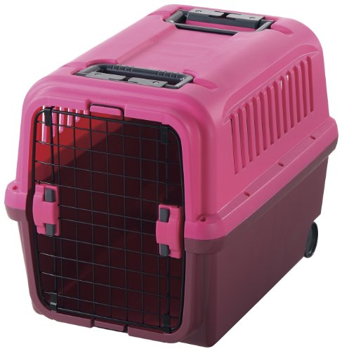 キャンピングキャリーL ピンク 1個