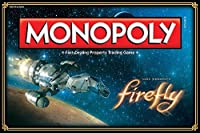 Firefly Edition Monopoly Board Game [並行輸入品]
