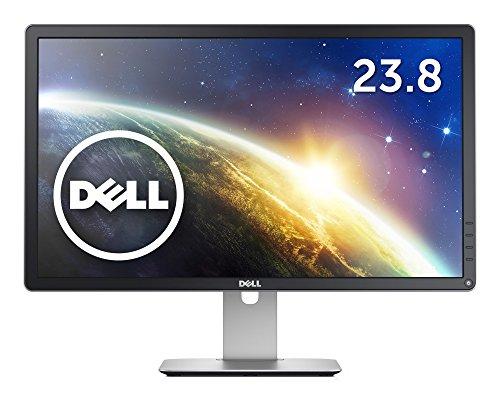 Dell ディスプレイ モニター P2416D 23.8インチ/WQHD/IPS非光沢/6ms/VGA,DP,HDMI/USBハブ/sRGB99%/3年間保証