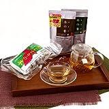 メグスリノキお茶3種セット 冨士鋼業 栃木県 健康茶×7 焙煎×14 無焙煎×14