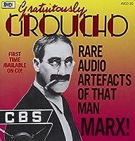 Gratuitous Groucho