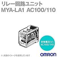 オムロン(OMRON) MYA-LA1 AC100/110 (有接点アナンシェータ) NN