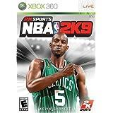 NBA 2K9 (Xbox 360) (輸入版)