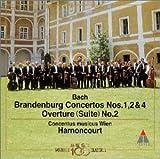 バッハ:ブランデンブルク協奏曲第1,2&4番