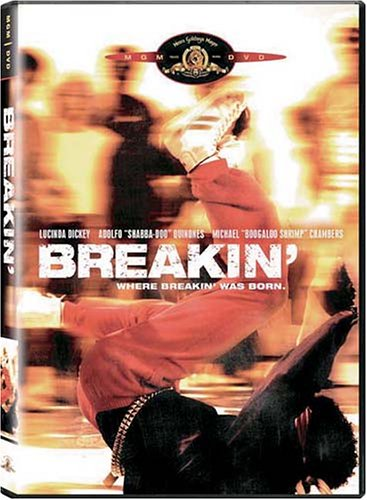 ブレイクダンス [DVD]