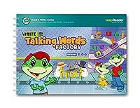 リープフロッグ(LeapFrog) ライティングワークブック トーキングワーズファクトリー WRITING WORKBOOK: TALKING WORDS FACTORY 21218