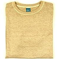 (グッドオン) Good On ショートスリーブ クルーネック カラー Tシャツ S Putty GOST701P