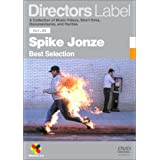 DIRECTORS LABEL スパイク・ジョーンズ BEST SELECTION [DVD]
