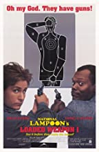 National Lampoon's Loaded Weapon 1 - 映画ポスター - 11 x 17