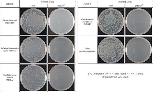 水道水に溶かすだけの 除菌 消臭剤 次亜塩素酸水 [ コレスゴ ] 顆粒(30包入)500ml( 50ppm) 60本分