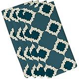 E byデザインn4gn362bl37bl38 – 19 Medina幾何印刷ナプキン、19