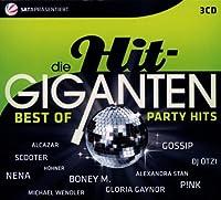 Die Hit Giganten-Best Of (3CD)