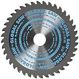 モトユキ グローバルソー 薄鉄板・アルミ・非鉄金属用チップソー 船舶アルミ材用 ALM-125