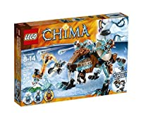 LEGO, Legends of Chima, Sir Fangar's Saber-Tooth Walker (70143) [並行輸入品]