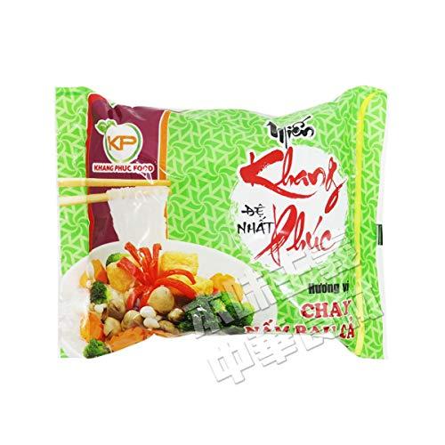 お湯を注いで3分待つだけ! KHANG PHUC FOODベトナム椎茸風味即席春雨50/1pc 単品 ベトナム タイ 大人気インストール麺 豚 輸入食品 便利