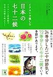 イラストで楽しむ 日本の七十二候 (中経の文庫)